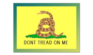 Don't Tread On Me copy